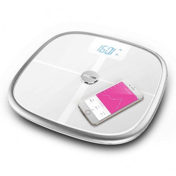 Bluetooth Wifi Smart Waage (mit Android und iOS App nutzbar)