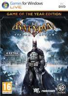 [Steam] Batman Arkham Asylum GOTY  für 2,46€ @  Funstock