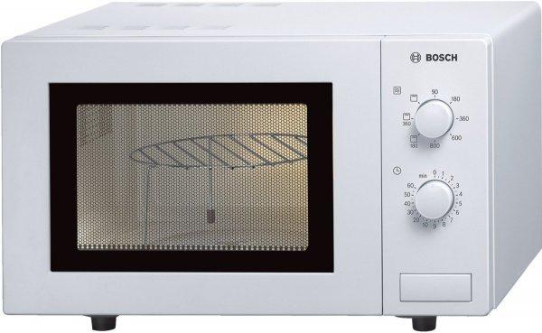 [Amazon]  Bosch HMT72G420 Mikrowelle / 17 L / 800 W / weiß für 87,13 Euro inkl. Versand