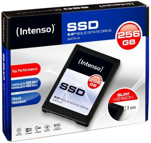 [ eBay ] wow Angebot: Intenso SSD interne Festplatte Top High-Speed MLC 2,5 Zoll 256GB SATA III für 59,99€