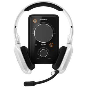 Astro Gaming / A30 Dolby 7.1 Headset Weiß inkl. Astro MixAmp  / 99,00 Euro @Amazon.de