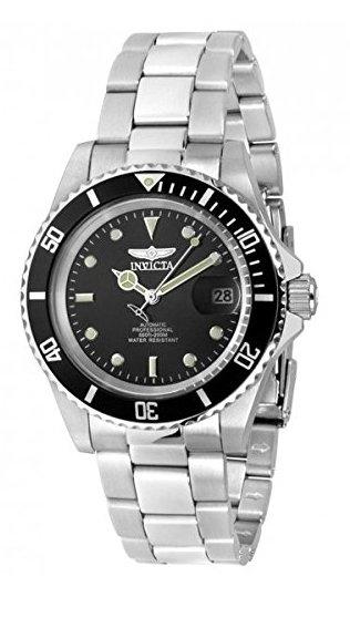 [ABGELAUFEN] Invicta Herren-Armbanduhr XL Automatik Edelstahl 8926 OB