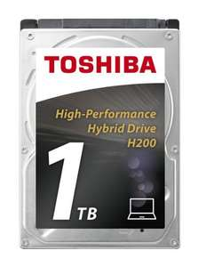 [amazon.co.uk] Toshiba 2,5? Hybrid-Festplatte (SSHD) 1 TB mit 8 GB Flash