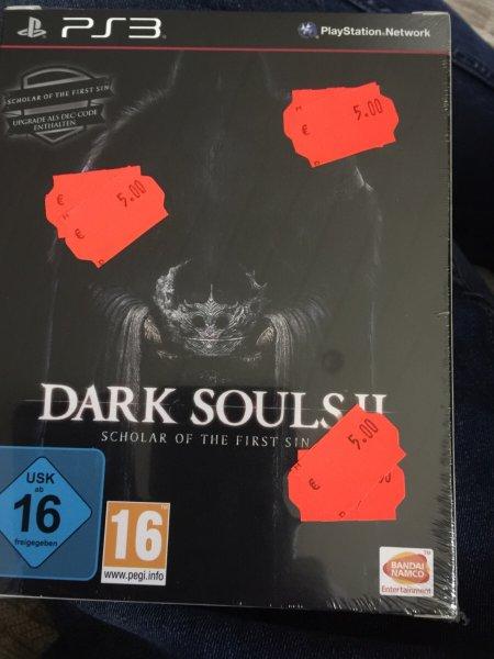 Dark Souls 2 PS3 Saturn Hanau 5€ Scholar of the first sin