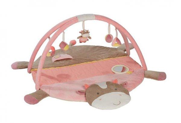 Solini 3-D-Activity-Decke für Babys in Pink
