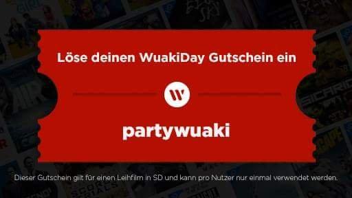Film bei wuaki.tv nur 0.99€ mit Code