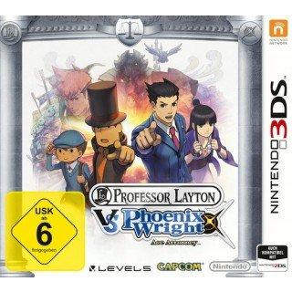[Lokal] Octomedia Rastatt - Nintendo 3DS Professor Layton vs. Phoenix Wright: Ace Attorney