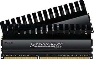 (Amazon.fr) Crucial Ballistix Elite 16GB Kit DDR3-2133 für 78,62€