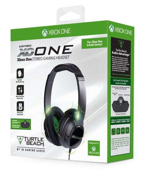 [Amazon/ebay] Turtle Beach Ear Force XO One Headset (Xbox One) für 44,99€