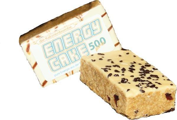 0,60 € - Energy Cake 500 Haferflocken Riegel MHD | 40 % Rabatt |