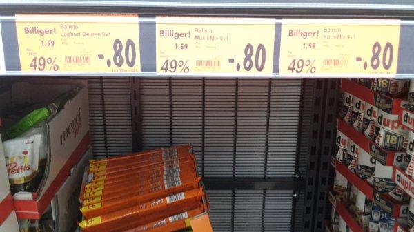 [Kaufland ggf. lokal Bad Kreuznach] Balisto 10er (9+1) Pack für 0,80 Euro