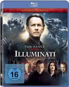 [Amazon-prime] Illuminati - Extended Version [Blu-ray] für 4,51 € statt 6,86 €