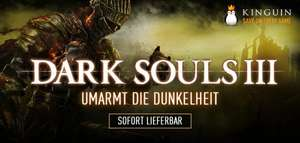 [Kinguin] Dark Souls 3 + Randomkey ~ Bestpreis