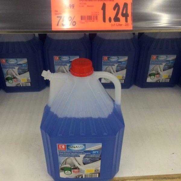 Frostschutz / Scheibenreinigung für 1,24/5L Lokal Dossenheim