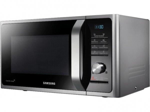 Samsung MS28F303TAS/EG Mikrowelle / 1000W / 28L / Eco Modus /