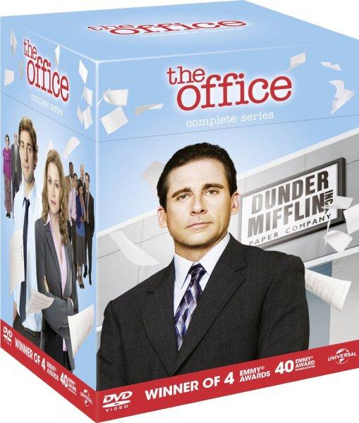 [Zavvi] The Office: An American Workplace - Seasons 1-9 (38 DVDs) (OT) für 37,71€