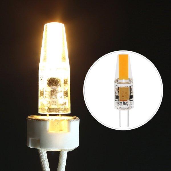 [Amazon Blitzangebote 13. April] LED Lampe COB dimmbar 2W 170 Lumen AC/DC 12V 360º Abstrahlwinkel 43% Rabatt