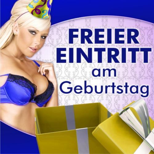 """Freier Eintritt in den Saunaclub"""" Parkschloss Dali"""" am Geburtstag - 50€ gespart"""