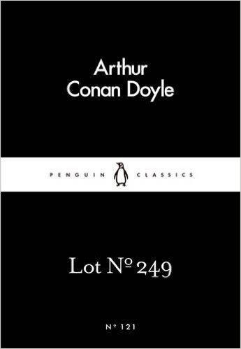 [Amazon.de] Buchtrick 3.0: Paperback von Arthur Conan Doyle für 1,35 Euro - nicht nur zum Mitbestellen, sondern sogar zum Lesen