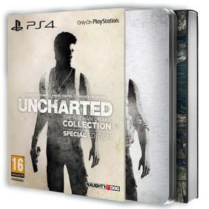 (Amazon.fr) Uncharted: The Nathan Drake Collection - Special Edition (PS4) für 43,69€