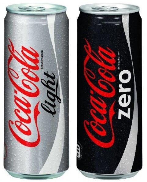 [ZIMMERMANN] Coca Cola Light // Zero 0,33l Dosen für 0,19€ (Nur am 20.04.2016)