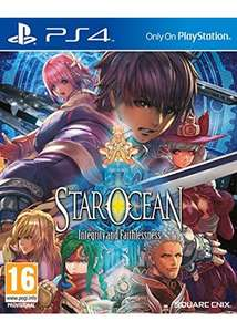 [base.com] Star Ocean Integrity and Faithlessness PS4 Vorbestellung (01.07.)