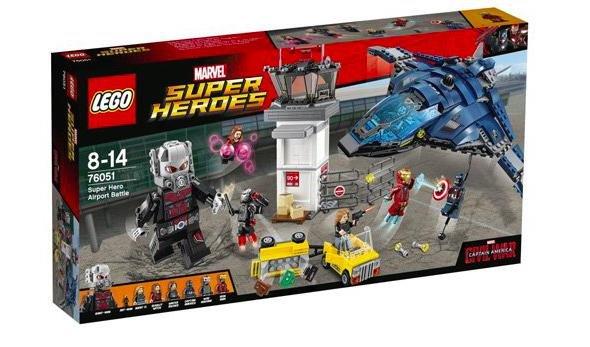 [Disney Store] Aktion 20% auf ausgewähltes Spielzeug und Plüsch, z.B. LEGO Super Hero Flughafenschlacht 76051 für 63,92€ inkl. VSK statt 70€