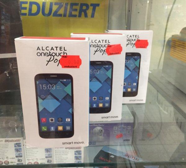 [Lokal Königsbrunn] Alcatel One Touch Pop C9 für 80€ !