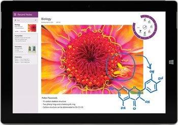 [Saturn] Surface 3 (10,8'' FHD IPS Touch, Intel x7-Z8700, 2GB RAM, 64GB intern, USB-Port + miniDP, > 7h Laufzeit, Digitizer, Windows 10) + Type Cover 3 für 447€