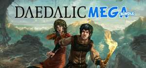 [Steam] Indiegala: Daedalic Mega Bundle - 3 Tiers (1$ - 6$: Munin, Whispered World, Anna's Quest, Blackguards,...)