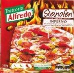 """LIDL - Trattoria Alfredo """"Inferno"""" Pizza wieder zu haben"""