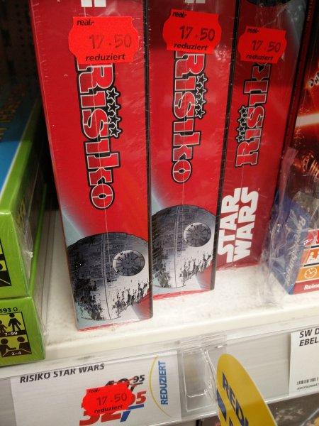 [lokal] Real Freising - Hasbro Star Wars Risiko
