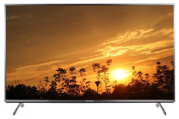 [comtech] Panasonic TX-55CXW704 3D Ultra HD LED Fernseher silber DE-Ware EEK: B - 1.199 Euro (Versandkostenfrei)