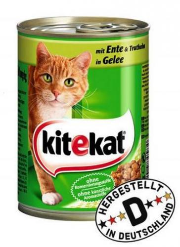 Offline Futterhaus Kitekat je Dose 0,39 € statt 0,59 € mit Gutschein sogar nur 0,26 €