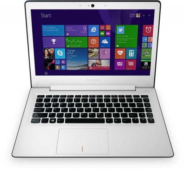 Lenovo U31-70 (13,3 Zoll Full HD IPS Matt, 128GB SSD, i3-5010U, 4GB Ram) Slim Ultrabook @AmazonWarehouse