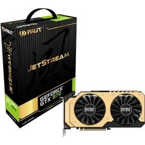 Palit GeForce GTX 970 JetStream inkl. TOM CLANCY'S THE DIVISION 279,94 Euro
