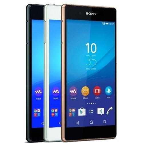 Sony Xperia Z3 Plus für 279,90 € - 5.2'' | 1920 × 1080 px | LTE-Advanced | 3 GB RAM | Android 5.0 | Snapdragon 810 | 32 GB Flash (erweiterbar) | 2.930 mAh Akku | IP65/IP68 zertifiziert | Quick Charge 2.0 [price-guard@eBay]