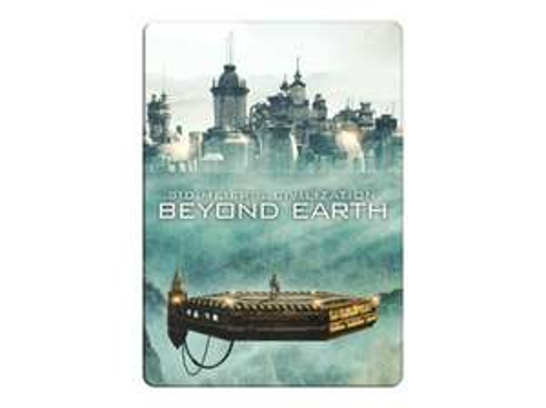Wieder da Sid Meier's Civilization: Beyond Earth (Steelbook) - PC für 4,99€ bei Saturn