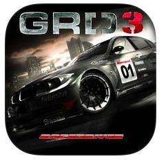 GRD 3 - Rennspiel (iOS) Kostenlos