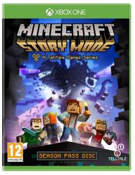 [thegamecollection.net] Minecraft: Story Mode - A Telltale Game Series - Season Disc [XO] für 21,31€ inkl. Versand