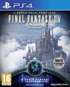 [ricedigital.co.uk] Final Fantasy XIV Online: The Complete Experience [PS4] für 22,82€ inkl. Versand