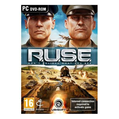 PC DVD-ROM - R.U.S.E für €5,85 [@Sendit.com]
