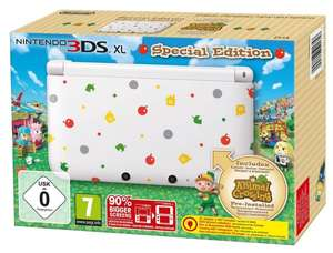 "Nintendo™ - Konsole ""3DS XL"" (Limited Edition inkl.Animal Crossing) für €133,99 [@eBay.de]"