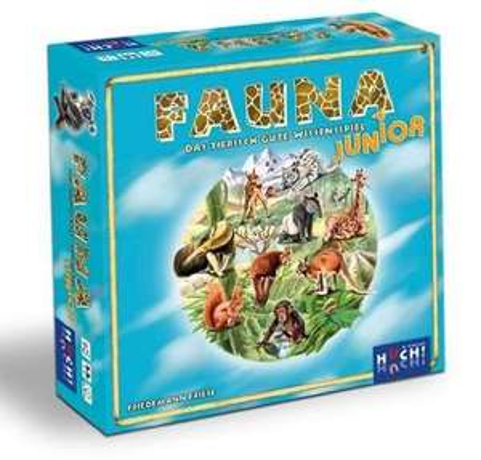 [Mifus.de] Spiel Fauna Junior - Huch & Friends für 12,90€ statt 24€