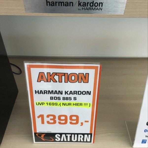 [Saturn Essen]Harman BDS 885 S für 1399€