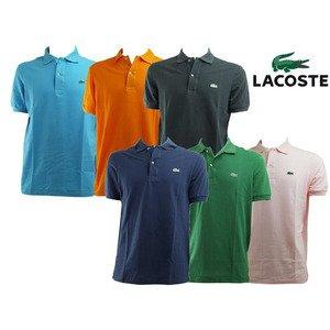 LACOSTE Poloshirts in 7 verschiedenen Farben und Größen für 32,99€ inkl. Versand- @runningdeal