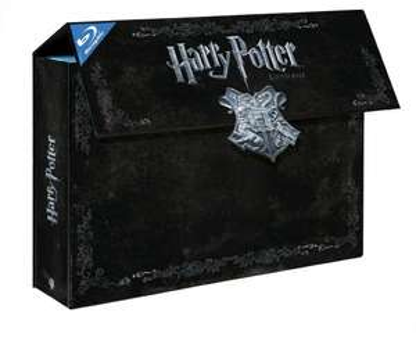 @ Amazon Fr: Harry Potter Hogwarts Box Blu-ray (11 Disk) für 34,15€