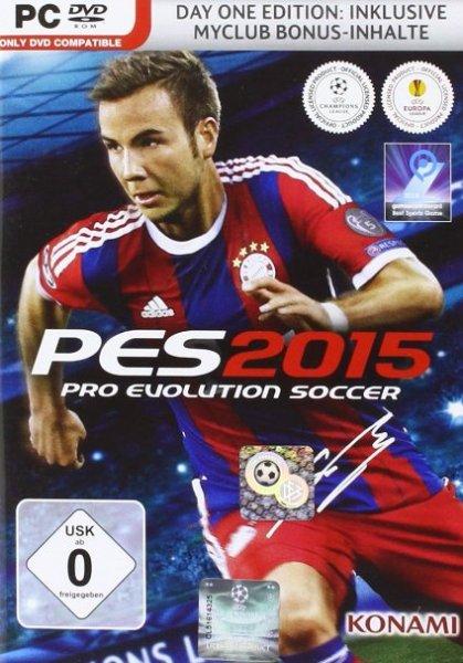 [PC DVD] Pro Evolution Soccer PES 2015 für 2,99€ (+VSK) @Saturn.de
