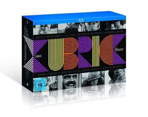 Stanley Kubrick The Masterpiece Collection auf 10 Blu-rays ab 30,60 Euro via Amazon DE(!)