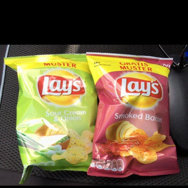 [real Groß-Gerau] Gratis Probiertüte Lay's Chips